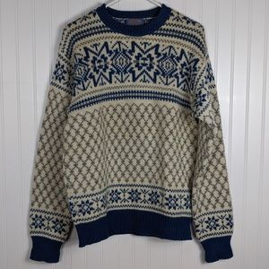 VIntage Pendelton 100% Wool Sweater